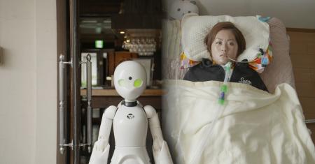 В Японии открылось футуристическое кафе Dawn ver.β, в котором посетителей обслуживают роботы, управляемые людьми с ограниченными возможностями