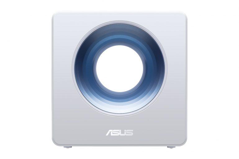 """В Украине стартовали продажи стильного маршрутизатора ASUS Blue Cave класса AC2600 с четырьмя внутренними антеннами и поддержкой """"умного дома"""""""
