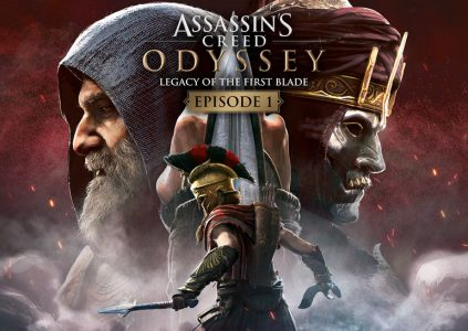 AssassinТs Creed Odyssey Ц Legacy of the First Blade:  линок ¬ремени
