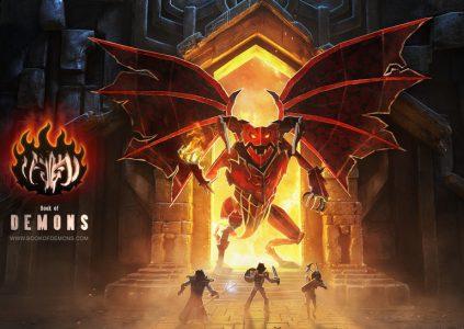 Book of Demons: бумажный Diablo