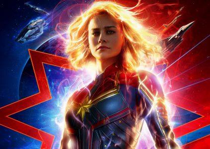 Второй трейлер супергеройского фильма Captain Marvel / «Капитан Марвел» с Бри Ларсон в главной роли