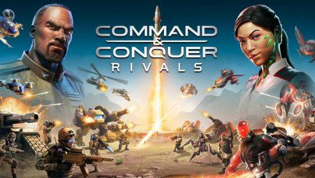 Мобильная стратегия Command & Conquer: Rivals вышла на платформах iOS и Android