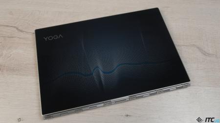 Экспресс-обзор ноутбука Lenovo Yoga 920 Vibes
