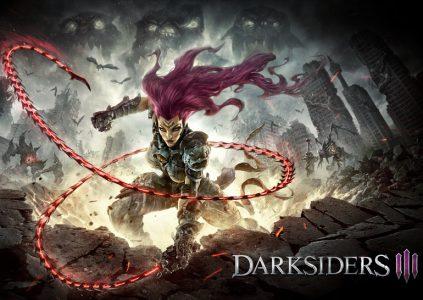 Darksiders III: и сестра их Ярость