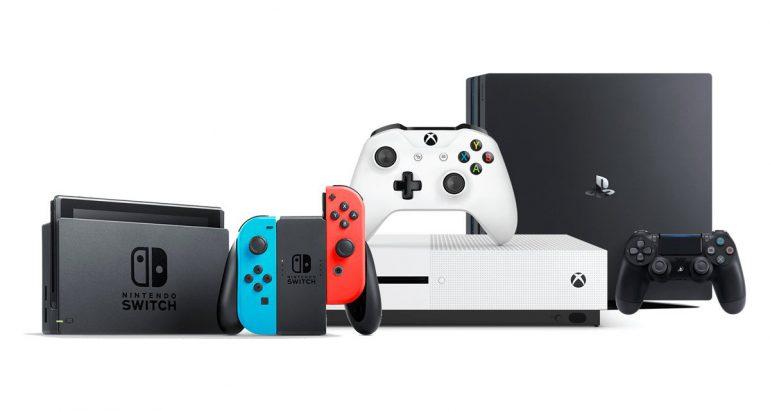 Продажи консолей Nintendo Switch, PS4 и Xbox One в ноябре превысили миллион экземпляров каждой (это рекорд). Среди игр лидирует Red Dead Redemption 2