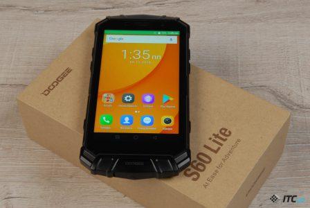 Обзор смартфона Doogee S60 Lite