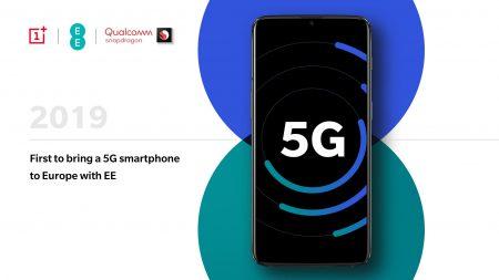 Обновлено: OnePlus обещает первой выпустить флагмана на SoC Snapdragon 855 с 5G-модемом Snapdragon X50. Он будет еще дороже, чем считалось ранее