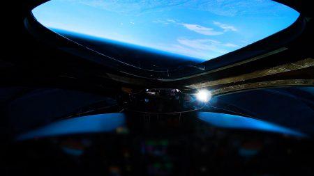 Космоплан Virgin Galactic VSS Unity впервые достиг границы космоса