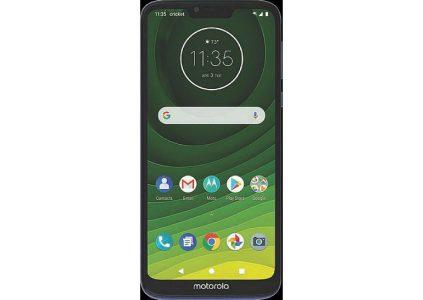 Пока еще не анонсированный смартфон Moto G7 Power с аккумулятором на 5000 мА•ч показался на новом рендере