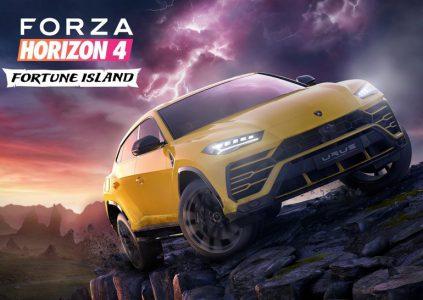 Forza Horizon 4 Fortune Island: золотая лихорадка