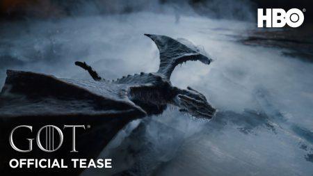 Первый тизер-трейлер «Dragonstone» финального восьмого сезона сериала Game of Thrones / «Игра престолов»