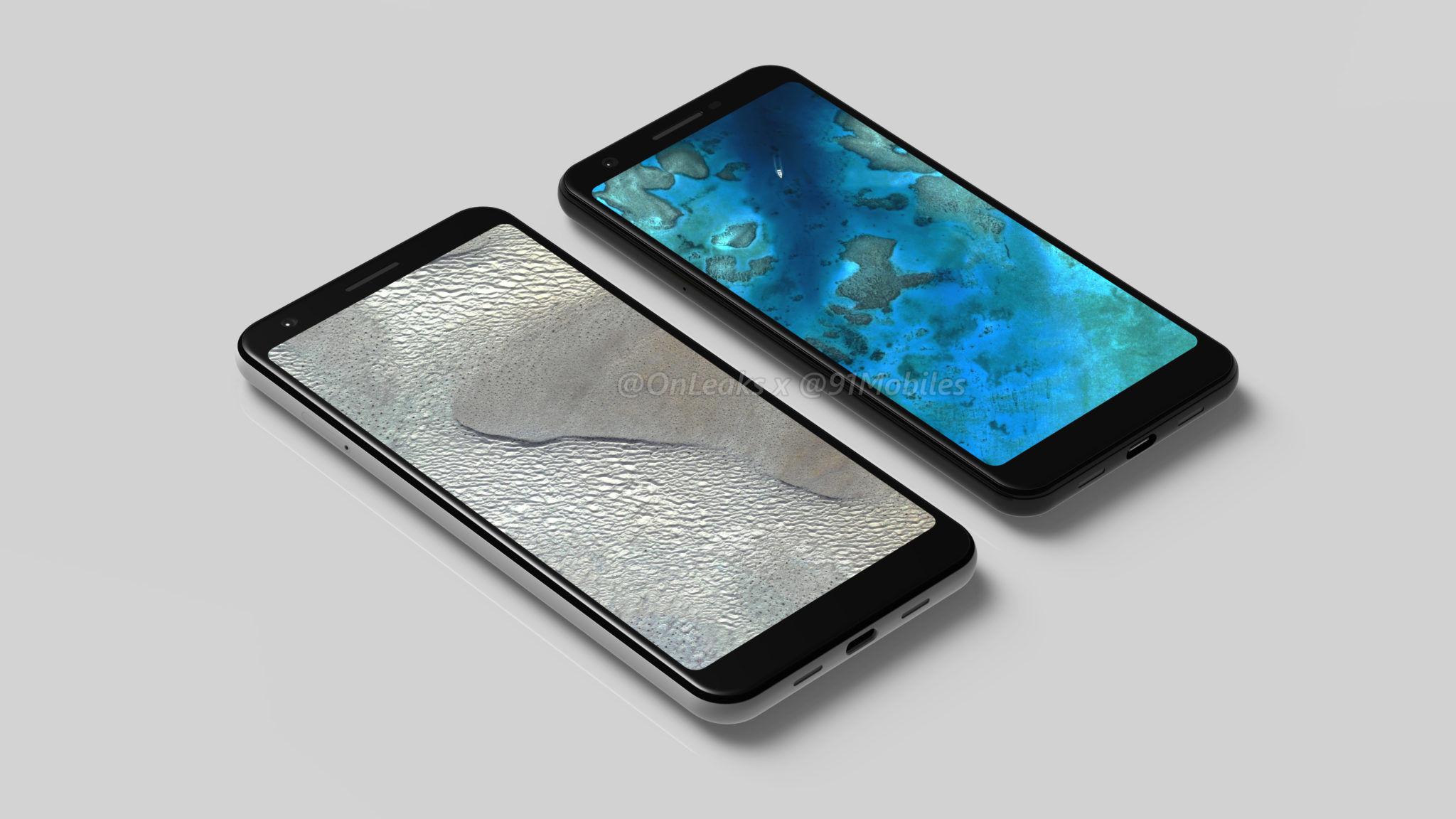 Pixel 3 Lite иPixel 3 XLLite появятся весной