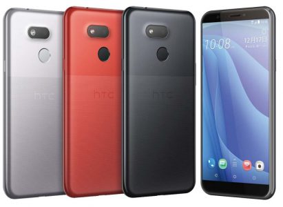 Новый бюджетный смартфон HTC Desire 12Sможет удивить разве что наличием модуля NFC