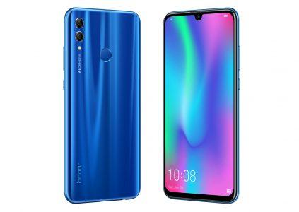 В Украине стартовали продажи 6,2-дюймового безрамочного смартфона Honor 10 Lite (3/32 ГБ) по цене от 5999 грн