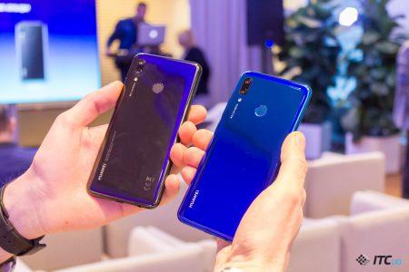 Стали известны подробности о старте продаж Huawei P Smart 2019 и его стоимости в Украине