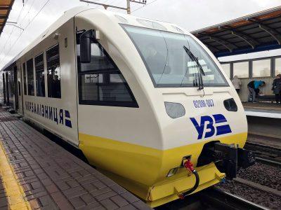 «Укрзалізниця» сократила количество рейсов Kyiv Boryspil Express почти на треть