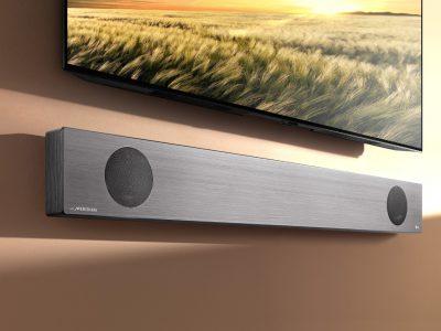 LG создала звуковые панели с поддержкой Dolby Atmos и Google Assistant