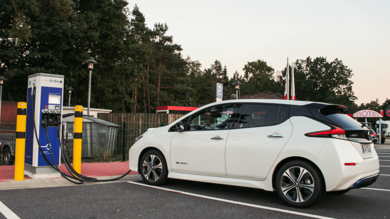 По слухам, электромобиль Nissan Leaf E-Plus с батареей на 60 кВтч представят в начале января на выставке электроники CES 2019
