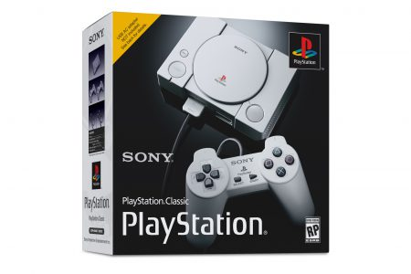 Sony снизила стоимость ретро-приставки PlayStation Classic с $99 до $59, в Украине цена упала с 3399грн до 1999 грн