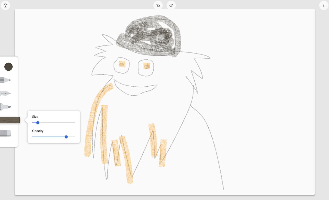 Google запустил простую «рисовалку» для Chrome