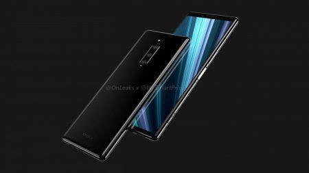 Флагманский смартфон Sony Xperia XZ4 получит экран с соотношением сторон 21:9 и вернет себе разъем 3,5 мм