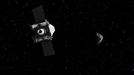 Межпланетная станция OSIRIS-REx достигла астероида Бенну