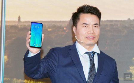 Смартфон Honor View 20 получил экран с круглым отверстием, 48-мегапиксельную камеру и «ускоритель» интернет-соединения Link Turbo