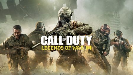 Вышел официальный геймплейный трейлер мобильного шутера Call of Duty: Legends of War