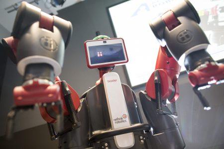Американские исследователи обучили робота концепции собственности