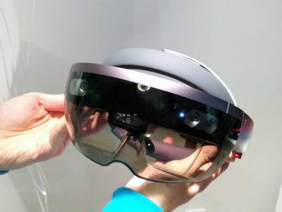 Разработанная американскими учеными система CARA на базе очков Microsoft HoloLens поможет слепым людям ориентироваться в пространстве