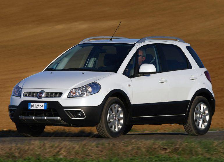Тест-драйв FIAT 500X: «хорошист», но не «отличник»