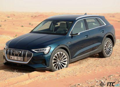 Тест-драйв Audi e-tron: комфортная электро-революция