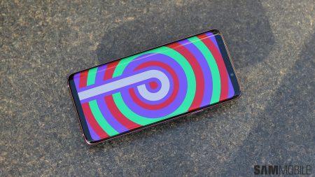 Samsung с опережением графика начала обновлять смартфоны Galaxy S9 и Galaxy S9+ до Android 9.0 Pie с новой оболочкой One UI