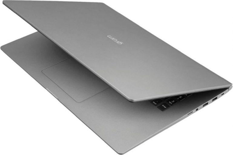 Рекорд взят! 17-дюймовый ноутбук LG Gram весит меньше 1,4 кг