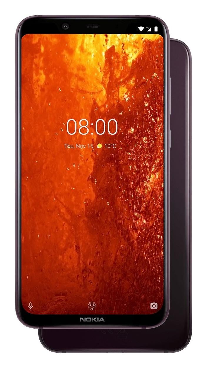 Анонсирован смартфон Nokia 8.1 — международная версия китайского Nokia X7