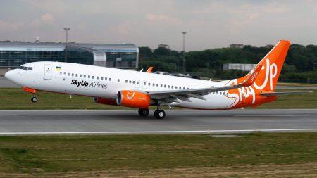 Украинский лоукостер SkyUp открывает прямые рейсы в Португалию