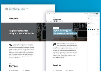 Вышла CMS WordPress 5.0 с новым модульным редактором Gutenberg и темой оформления Twenty Nineteen