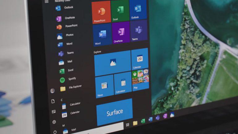 Microsoft также поменяет дизайн иконок в Windows 10