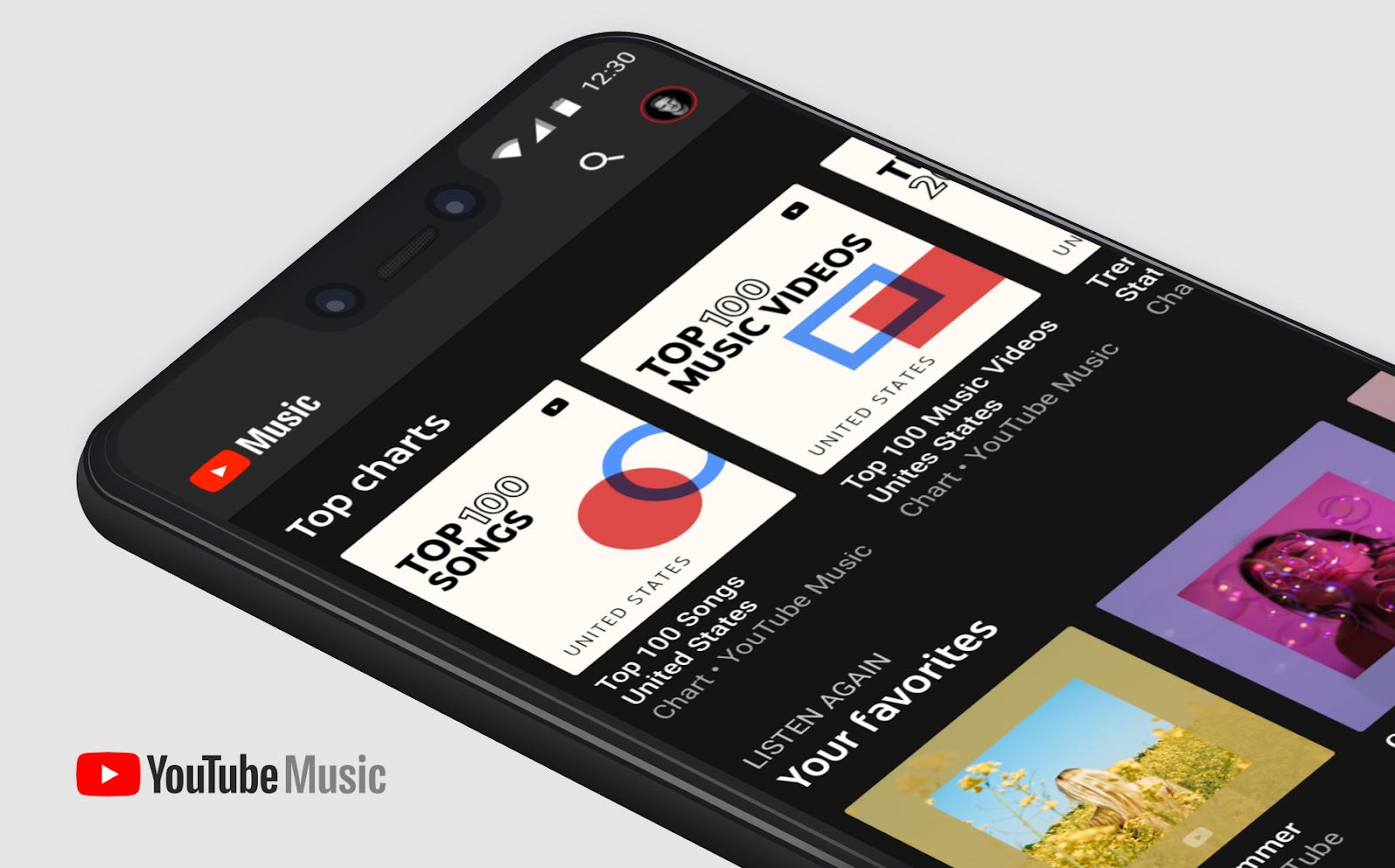 Google собирается сделать YouTube Music основным музыкальным приложением для телефонов на андроид