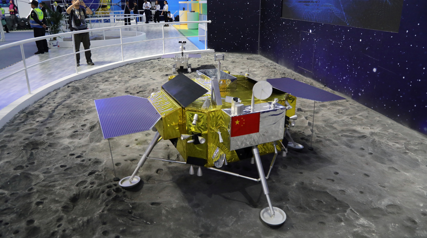 china space agency - 900×506