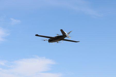 SkyProwler 2 — электрический БПЛА, поддерживающий вертикальные взлет и посадку