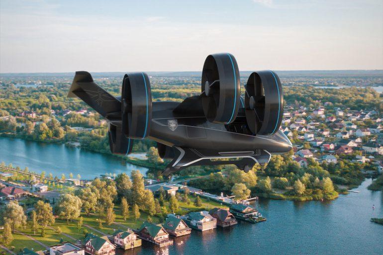 Bell Helicopter представила прототип аэротакси Nexus
