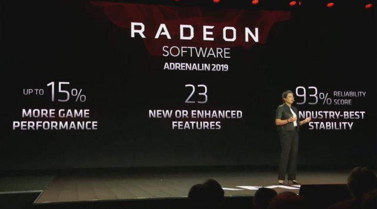 AMD представила семинанометровые процессоры Ryzen 3000-й серии и флагманскую видеокарту Radeon VII с GPU Vega II за $700