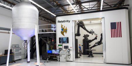 Стартапу Relativity Space разрешили запускать напечатанные ракеты c космодрома ВВС США на мысе Канаверал