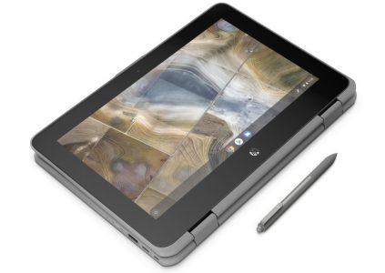 HP анонсировала новые модели Chromebook для сферы образования