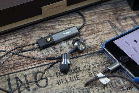 Dual Driver ANC Lightning In-Ear Headphones — обзор Lightning-наушников от 1More