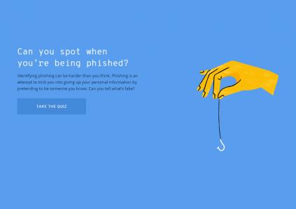 Google запустила тест, чтобы определить, насколько хорошо пользователи могут отличать реальные письма от фишинговых