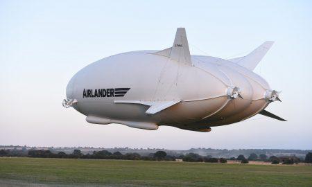Самое большое воздушное судно Airlander 10 в следующий раз поднимется в небо уже в виде серийной модели