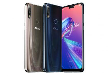 В Украине стартовали продажи смартфонов ASUS ZenFone Max (M2) и ZenFone Max Pro (M2) по цене 5499 грн и 8999 грн соответственно