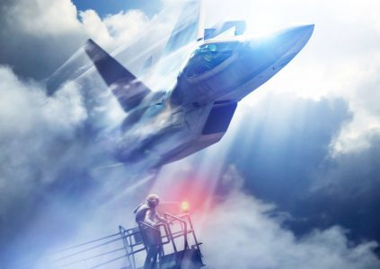 Ace Combat 7: Skies Unknown – синее-синее небо